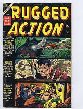 Rugged Action #2 Atlas Pub 1955