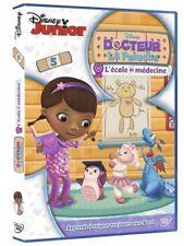 Docteur La Felpa - 5 - La escuela de medicina DISNEY - DVD NUEVO EN BLÍSTER