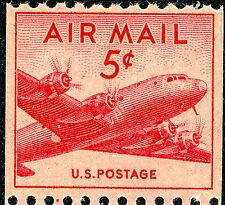 US Scott # C37 DC-4 Skymaster COIL  (1949)  5¢ MNH ****FREE SHIP****