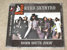 LYNYRD SKYNYRD - DOWN SOUTH JUKIN'- NEW CD