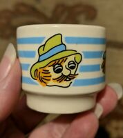 Hornsea Machintosh's Toffee and Mallow Ceramic Egg Cup - FLAW