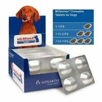 Milbemicin / Milbemicina para perros de 5 a 25kg (max) 4 Comprimidos