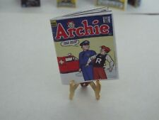 Miniature  'Archie'  Comic  Barbie Blyte GI Joe 1:6 scale OPENING printed PAGES