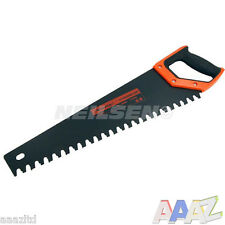 "TCT Masonry Hand Saw Tungsten Carbide Tips 20"" 500mm Blocks Bricks"