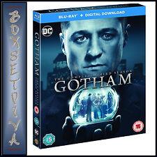 Gotham Season 3 Blu-ray UK BLURAY