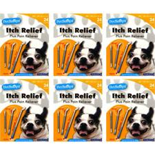 Pet Snapz - Itch Relief Pain Dog Hygiene Pet Treatment Bug Bites - 6-Pack