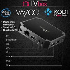 TVbox VAVOO / KD Player FULL X96 Mini 4K 1GB/8GB SET TOP IPTV MULTIMEDIA *NEU.*