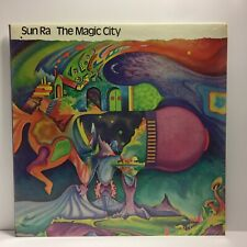 Sun Ra - The Magic City LP - Impulse AS-9243 - Sealed 1973 Impulse Original - S4