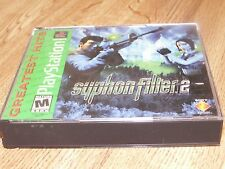 Syphon Filter 2 (Sony PlayStation 1, 2000) Complete!!!!