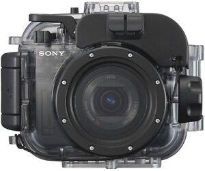 Sony MPK-URX100A Underwater Housing - Black