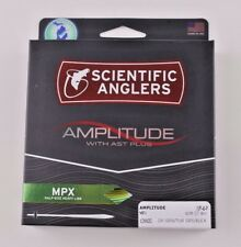 Scientific Anglers Amplitude MPX WF6F Fly Line Green FREE FAST SHIPPING 126632