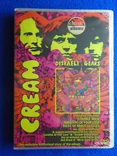 ~~ CREAM ~ DISRAELI GEARS DVD ~ NEW! SEALED! ~ 2006 ~~