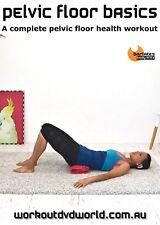 Pelvic Floor Workout DVD - Barlates Body Blitz PELVIC FLOOR BASICS Workout DVD