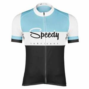 Speedy Lubricant mens cycling Short Sleeve Jersey Cycling Jersey