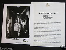 NEUROTIC OUTSIDERS 'S/T' 1996 PRESS KIT—PHOTO