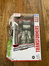 Transformers War for Cybertron Trilogy Deseeus Army Drone New/Sealed