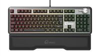 QPad MK-95 tastiera meccanica gaming RGB layout Ita MK-95-IT