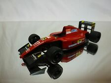 ONYX FERRARI 643 - AGIP FIAT - ALAIN PROST No 27 - F1 RED 1:43 - GOOD CONDITION