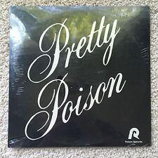 """PRETTY POISON DEMO 10"""" 1980 private california heavy metal hard rock glam aor"""