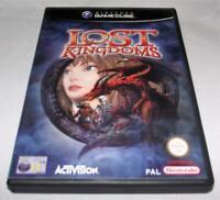 Lost Kingdoms Nintendo Gamecube PAL *Complete*