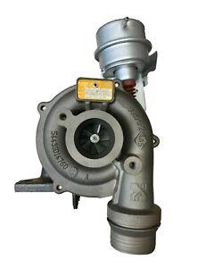 Turbocharger - Renault Megane 1.5 DCI - 5439-970-0127 /5439-970-0076 /144116289R