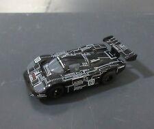 SLOT CAR 1/64 scale TOMY AFX *Super G+* HO #61 Mercedes C9 LeMans racer black