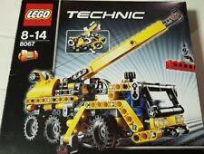 LEGO Technic 8067 - Mini Mobile Crane