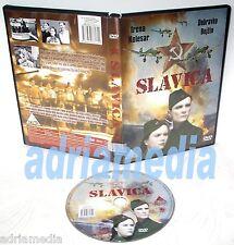 SLAVICA DVD Silvije Bombardeli Veljko Afric Film Balkan Jugoslavija Tito Marin
