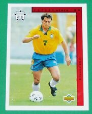 RARE FOOTBALL CARD UPPER DECK 1994 USA 94 FUTURE STARS EDMUNDO BRESIL BRASIL