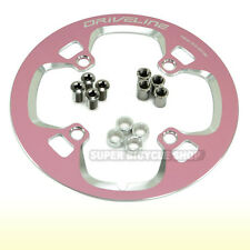 Driveline Chain Guard 44T, BCD 104mm, 79g, Pink