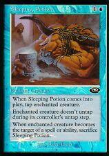 Sleeping Potion FOIL | Presque comme neuf | Planeshift | magic mtg