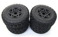 Arrma SENTON 6s BLX - TIRES & Wheels (tyres rims DBoots Sidewinder 2 SC AR102673