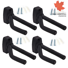 Tosnail Wall Mount Guitar Hangers Hooks Holders - 4 Pack 🇨🇦 FAST & FREE
