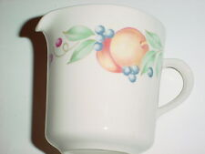 CORELLE ABUNDANCE OLD STYLE CREAMER OR SYRUP PITCHER FREE USA SHIPPING