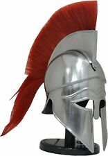 Medieval Wearable Corinthian Greek Knight Crusader Roman Spartan Armour Helmet