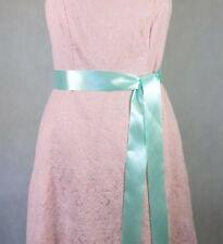 Brautgürtel, Abendkleidgürtel, Taillenband, Damen Gürtel, Satiband, 24 Farben