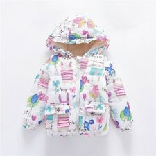 Girls winter coat - 3-4 years  RRP £36