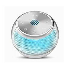 Airvita AeBall Wireless Air Purifier Ionizer Rechargeable Air Cleaner Mood Light