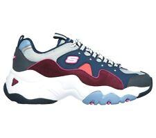 Skechers D'Lites 3.0 Scarpe Donna Multicolor Sneaker Fashion Casual memory Foam