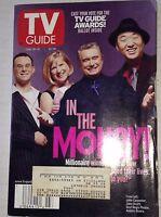 Tv Guide Magazine Regis Philbin John Carpenter January 15-21 2000 042317nonrh