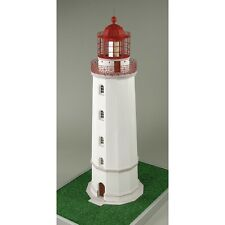 "Gorgeous, New model kit by Shipyard: the ""Dornbusch Lighthouse"""
