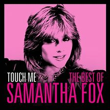 SAM FOX - TOUCH ME : THE VERY BEST OF CD ALBUM