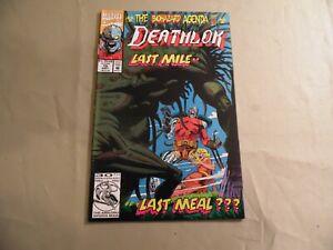 Deathlok #15 (Marvel 1992) Free Domestic Shipping