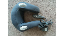 Brookstone Neck & Shoulder Massager with Heat and Sound Effects