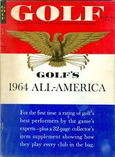 1965 Golf Magazine: All-America/Golf Ratings/How to Play Every Club
