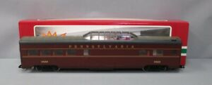 LGB 32580 Pennsylvania Illuminated Vista Dome Car/Box