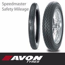 Tire Set Avon Speedmaster SM 3.25 19 & 4.00 18 GT750 CB750 SOHC Kawi H1 H2 Z1
