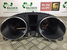 VW GOLF MK6 MKVI INSTRUMENT CLUSTER CLOCKS 1.4 TSI KILOMETRES 5K0920860D
