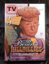 The Beverly Hillbillies - Vol 4 - 3 Classic Episodes - DVD - All Region