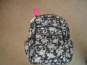 Vera Bradley IConic X Campus backpack NWT